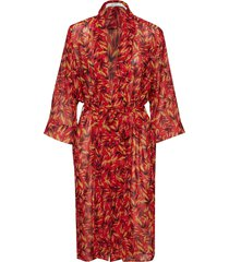 lynxgz kimono b kimonos rood gestuz