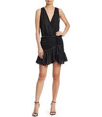 ensley wrap dress