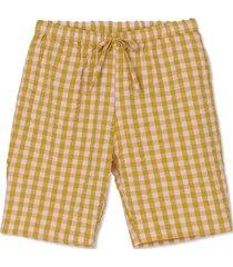 bæk&bølge ava shorts shorts gul juna