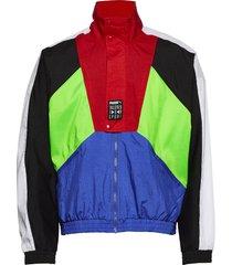 tfs og track jacket tunn jacka multi/mönstrad puma