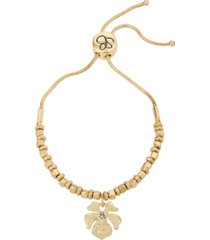 jessica simpson flower friendship bracelet