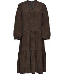 jurk widania bruin