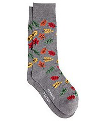 jos. a. bank fall leaves dress socks