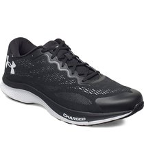 ua charged bandit 6 shoes sport shoes running shoes svart under armour