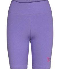 classics foundation legging shorts w cykelshorts lila reebok classics