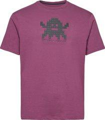 6hztfd zjh4z t-shirts short-sleeved lila armani exchange