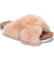 cape robbin women's chillon crossband sandals women's shoes