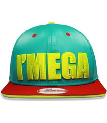 boné new era 950 orig. fit snapback new era brasil verde