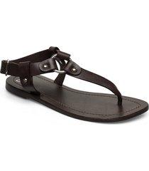 day sadak sandal shoes summer shoes flat sandals svart day birger et mikkelsen