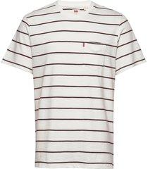 relaxed fit pocket tee saturda t-shirts short-sleeved vit levi´s men