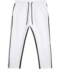 mvp collections by mo vaughn productions men's striped track pants