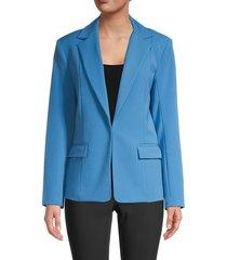 bailey 44 women's carrington blazer - blue - size 6