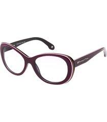 armação de óculos kristian olsen denmark ko7025-7-rx roxo