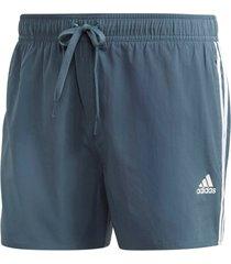 badshorts 3-stripes clx swim shorts