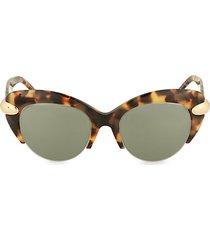 52mm cat eye novelty sunglasses