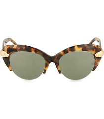 52mm cat eye novelty sunglasses