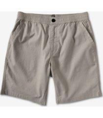 volcom men's eyesym elastic waist shorts