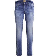 jack & jones skinny fit jeans 5-pocket blauw