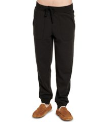 ugg men's hank double knit jogger pajama pants