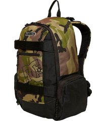 morral dc shoes the breed-camuflado