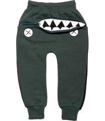 spodnie hungry one green