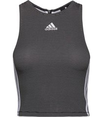 w aac tank t-shirts & tops sleeveless svart adidas performance