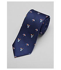 1905 collection beach umbrellas & drinks tie