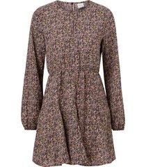 klänning jdymia l/s short dress wvn