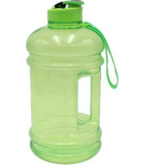 botella de agua de gran capacidad deportiva un envase estanco al aire
