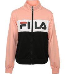 sweater fila bronte track jacket wn's