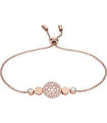 fossil designer bracelets, women's disc mother of pearl bracelet