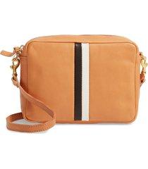 clare v. midi sac leather crossbody bag/clutch -