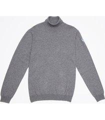 maglia dolcevita in lana