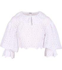 vivetta polyester blouse