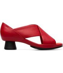 camper alright, sandalias mujer, rojo , talla 41 (eu), k201029-004