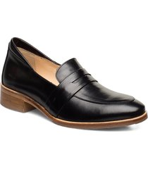 loafer - flat loafers låga skor svart angulus