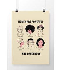 poster dangerous