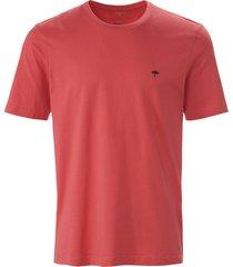 shirt ronde hals van fynch hatton roze