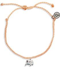 women's pura vida on the road charm bracelet