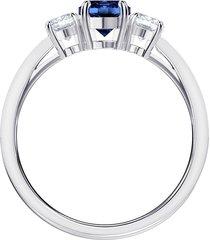 anel feminino attract em metal - ródio