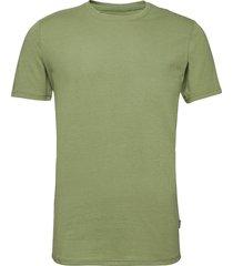 sddew ss long organic t-shirts short-sleeved grön solid
