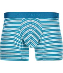 bóxer rayas agua color azul, talla m