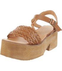 sandalia de cuero suela citadina chiapas
