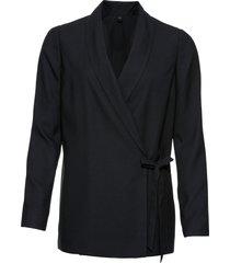 blazer a portafoglio (nero) - bodyflirt