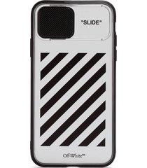 off-white diag slide iphone 11 case
