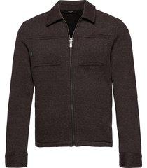 jprbladawn sweat jacket sweat-shirt tröja grå jack & j s