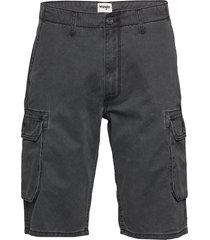 cargo short shorts cargo shorts grå wrangler