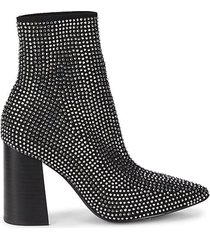 beenah heeled sock booties