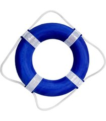blue wave sports foam swimming pool swim ring buoy