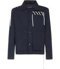 craig green laced workwer jacket jacket